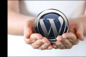 WordPress - ваш сайт принесем на руках