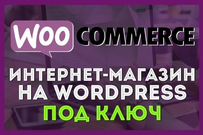 Создам интернет-магазин в Ашхабаде на WordPress