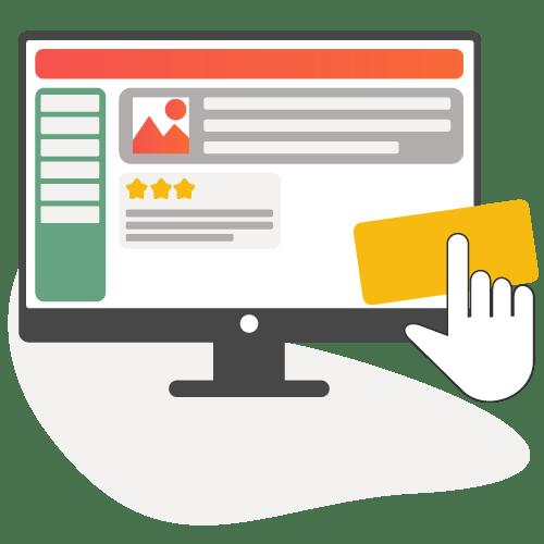 Услуги по созданию сайтов визиток в Туркменистане Системы управления сайтами в Туркменистане