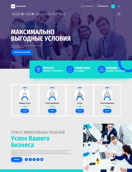 Максимально выгодные условия при заказе бизнес сайта в Туркменистане